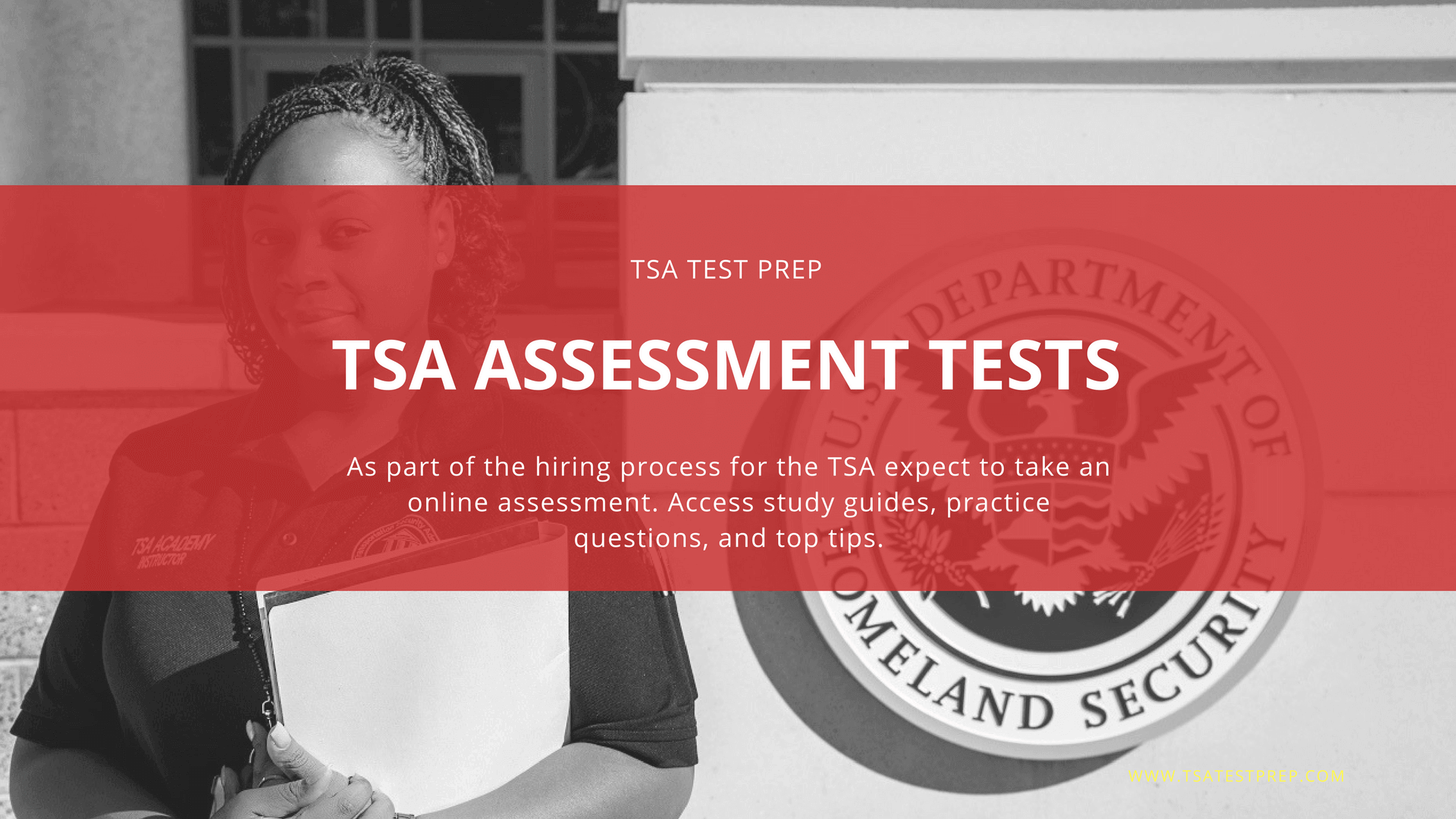 TSA, FAM, TSO Assessment Tests