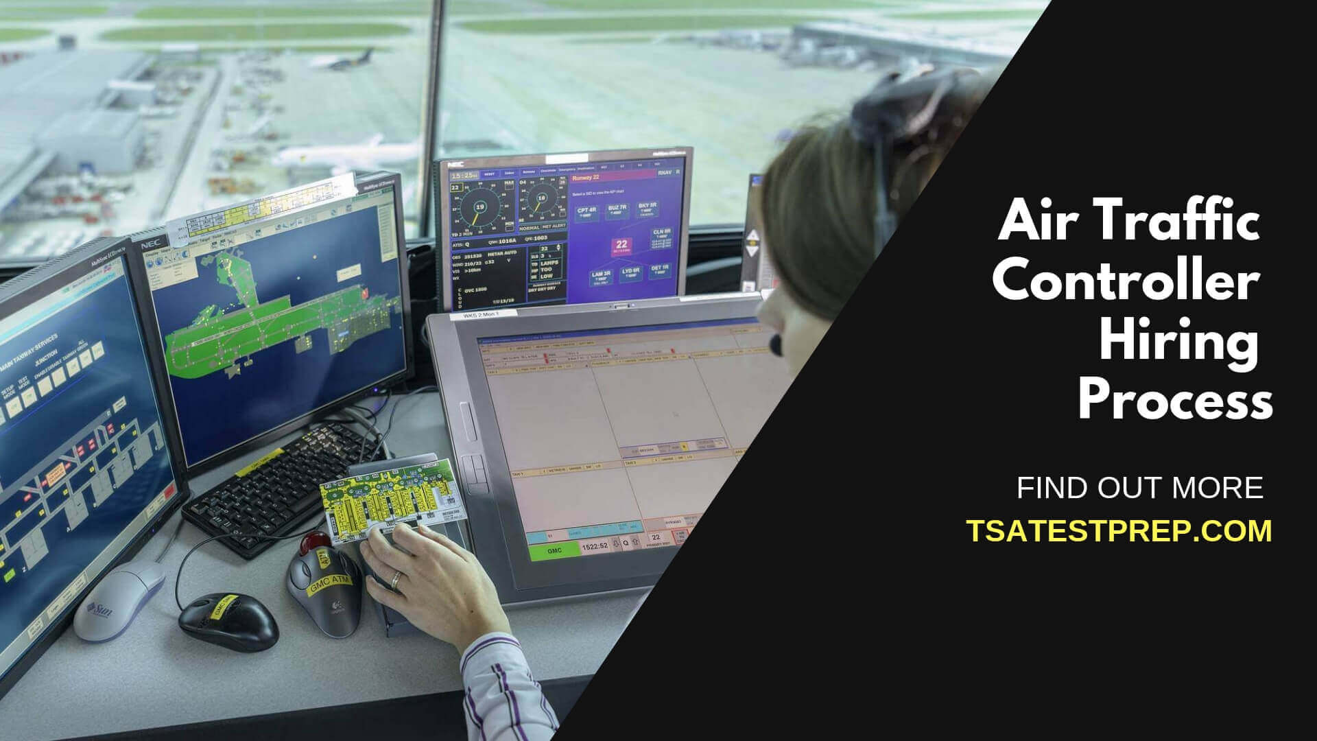 How To Become an Air Traffic Controller (ATC)? Hiring Process Explained