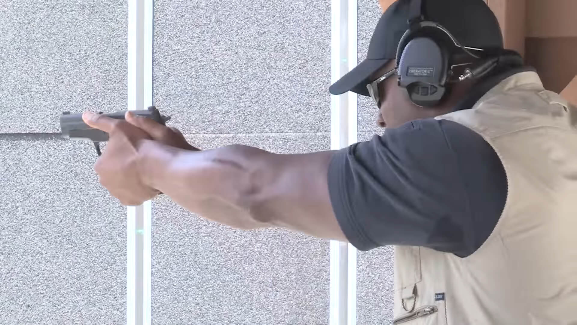 The Federal Air Marshal Service Practical Pistol Course (PPC)