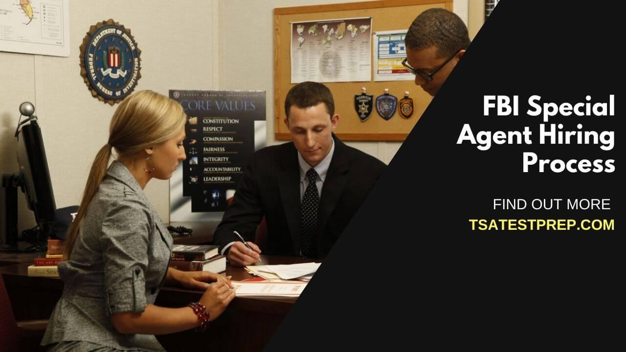 FBI Special Agent Hiring Process