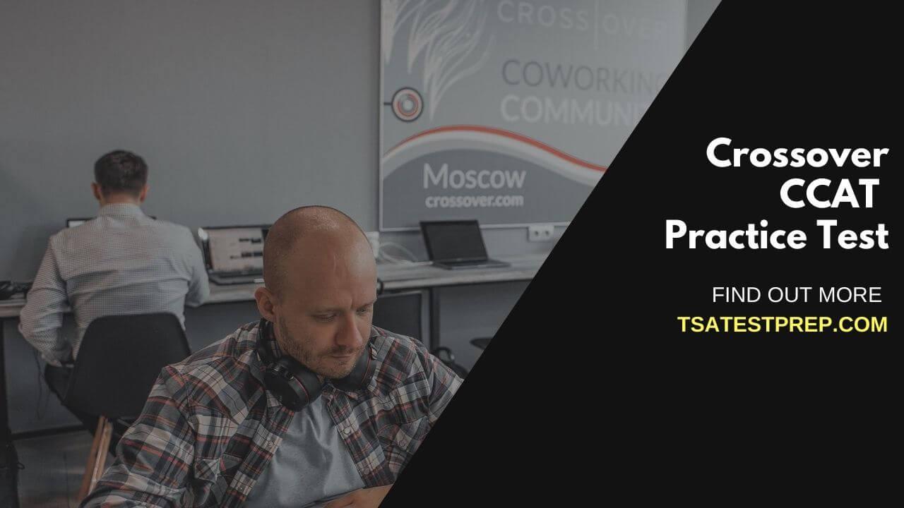 Crossover Hiring Process + CCAT Test