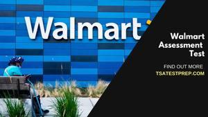 2021 Walmart Assessment Test