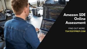 Amazon SDE Online Assessment Practice Test