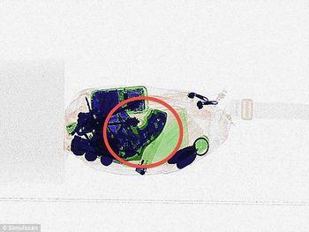 TSA CBT Test Sample Question X-Ray Answer