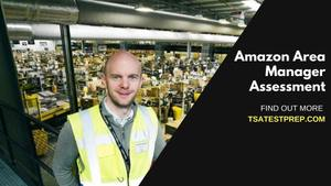 Amazon Area Manager/ Operations Manager Assessment Test