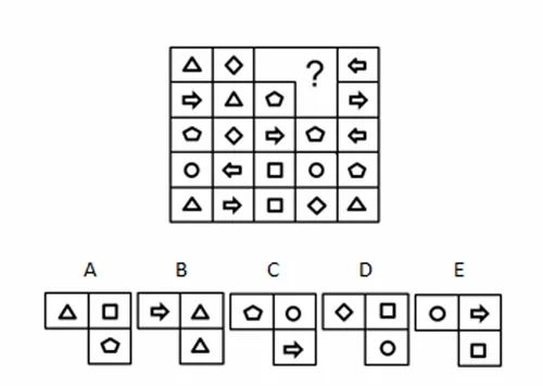 FREE Inductive Reasoning Sample Questions and Answer